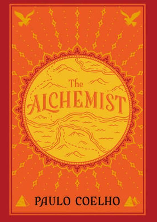 Boek cover The Alchemist van Paulo Coelho (Hardcover)