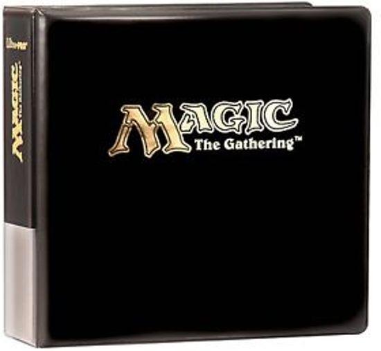 Afbeelding van het spel Binder - Magic the Gathering Black x1