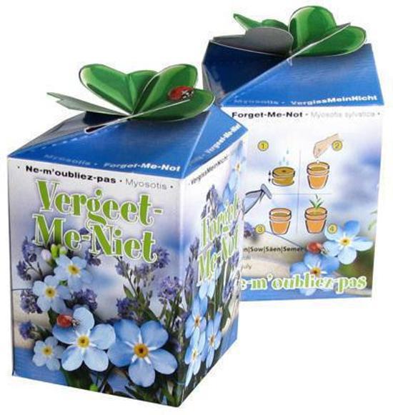 Favoriete bol.com | Sluis Garden Greengift Los Doosje, Vergeet-me-niet HP-75