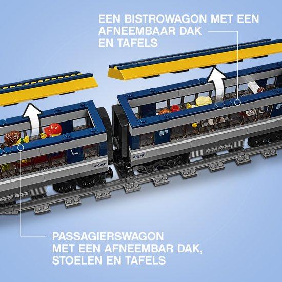 LEGO City Passagierstrein - 60197