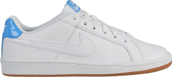 Nike Court Royale Sneakers Dames WhiteWhite Univ Blue Gum Lt Brown