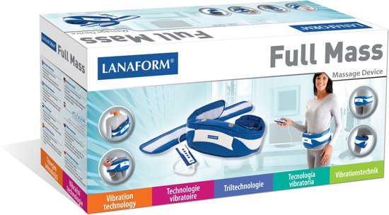 Lanaform Full Mass - Massageapparaat