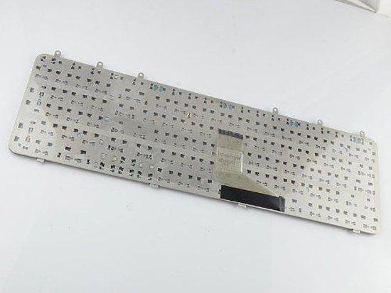 HP Pavilion DV7 series US keyboard (bronze)