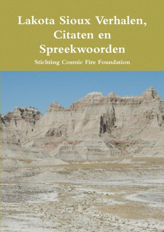 Citaten En Spreekwoorden : Bol lakota sioux verhalen citaten en spreekwoorden