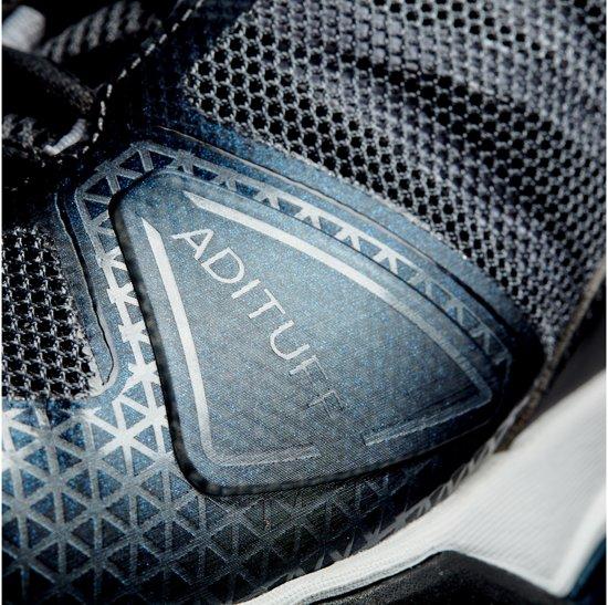 brand new 7a271 4cdac bol.com  adidas Barricade Clay Tennisschoenen - Maat 42 - Mannen -  grijszwartwit