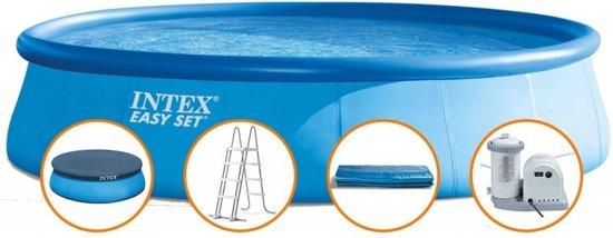 Intex Easy Set Pool 549 x 122cm incl. accessoires