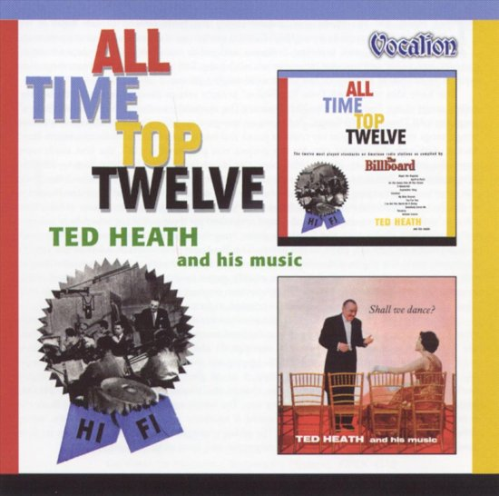 All Time Top 12/Shall We Dance