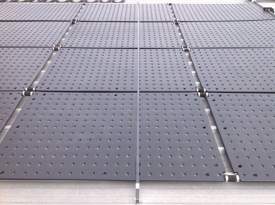 OKU solar Systeem 1001