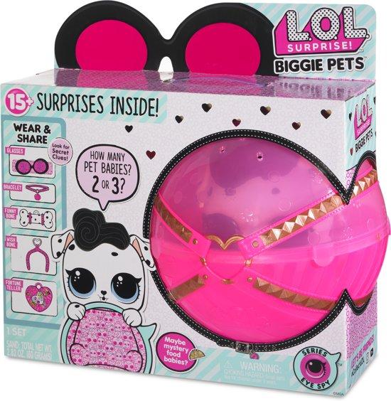 L.O.L. Surprise Biggie Pet hond