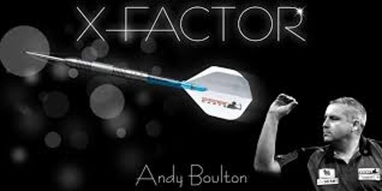 Showtime Darts X-Factor Andy Boulton