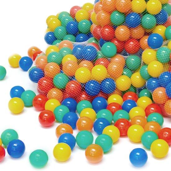 2000 ballen in badkuipen 7cm