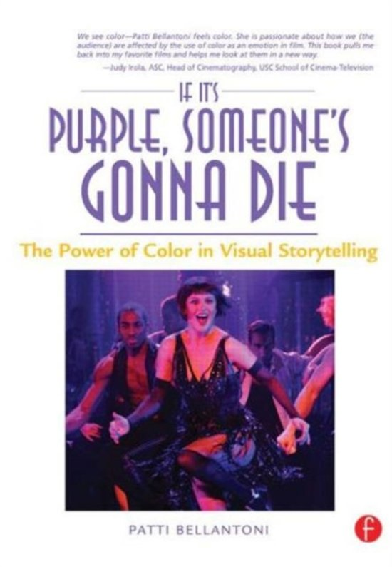 If It's Purple, Someone's Gonna Die