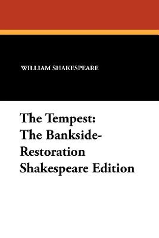 the tempest william shakespeare essay essay