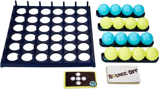 Mattel Games Bounce-Off - Bordspel