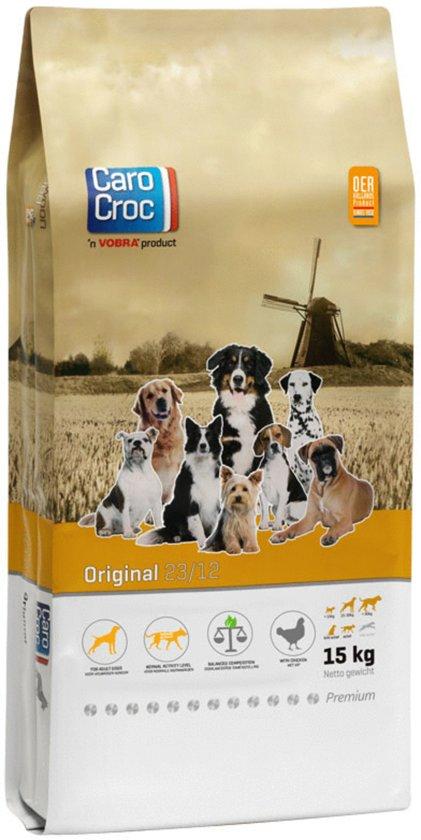 Carocroc Original 23/12 - Hondenvoer - 15 kg