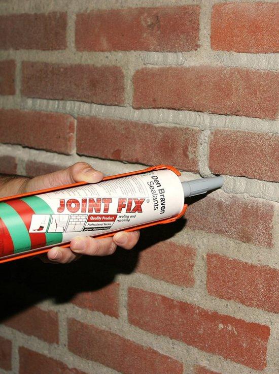 Zwaluw Joint Fix voegenreparatie - 310ml koker - Cementgrijs