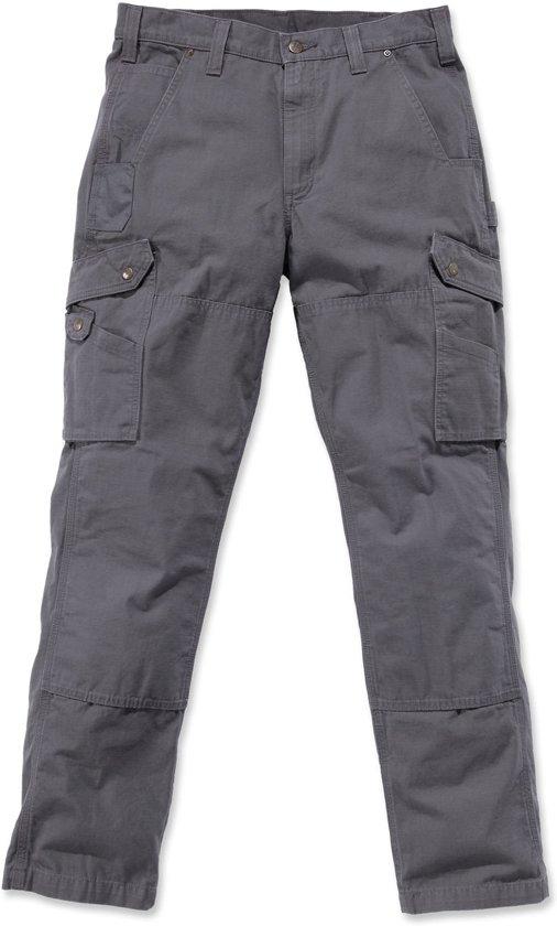 Carhartt Cotton Ripstop Work Pants-BLK-38-32