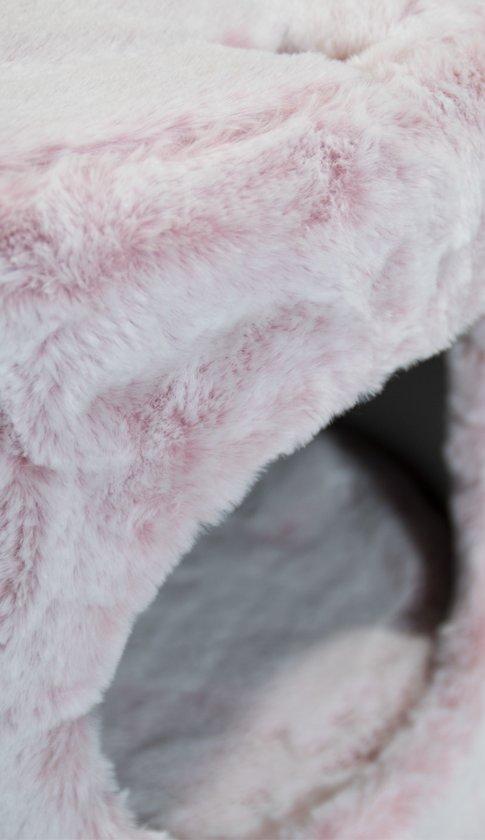 Petrebels Krabpaal Kings & Queens - Victoria 45 deLuxe - ICE PINK - 45cm - 6,46 kg
