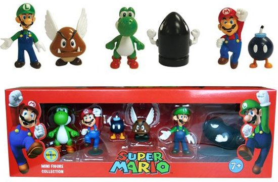 Nintendo  Mini Figuren Serie 1
