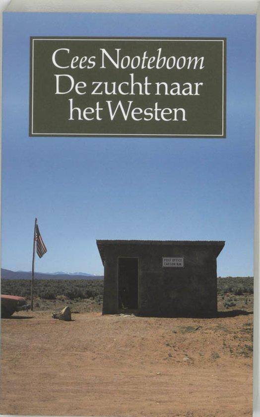 De zucht naar het Westen - Cees Nooteboom pdf epub