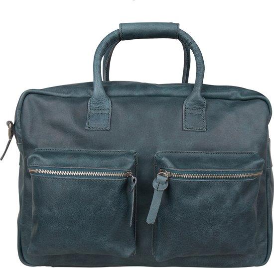 d8c00a8cea8 bol.com | Cowboysbag The Bag - Petrol