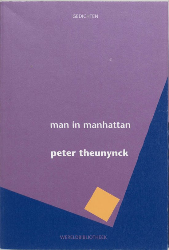 Man in Manhattan