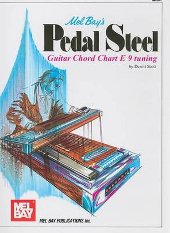 Bol Pedal Steel Guitar Chord Chart Scott Dewitt