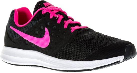 on sale 23220 c4a58 Nike Downshifter 7 Hardloopschoenen - Maat 38.5 - Meisjes - zwartroze