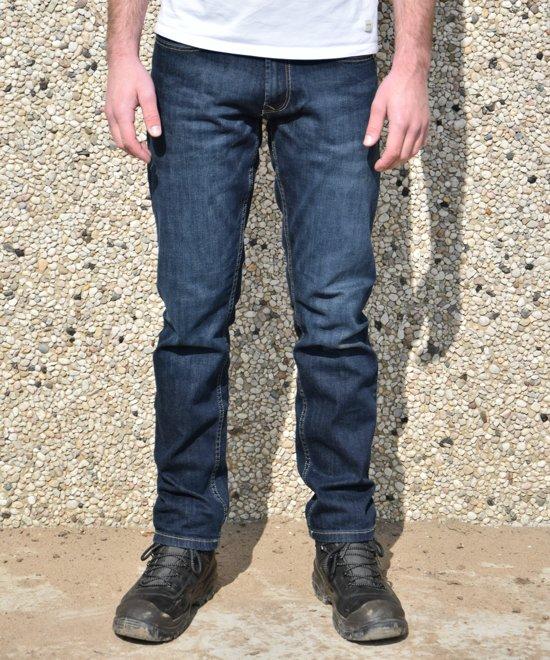 Bruno Dark Werkspijkerbroek Jeans