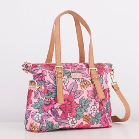 Etch Roze Liliò ShopperKersen Liliò Flowers 0k8nPwO