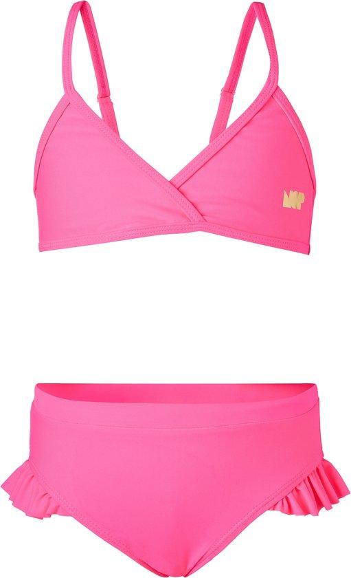 Nop Bikini Mastic - Fluor Pink - Maat 122