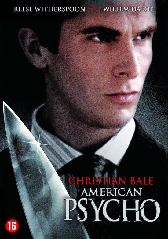 Cover van de film 'American Psycho'