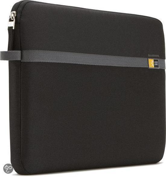 Nylon - laptop Sleeve 13 inch / Zwart