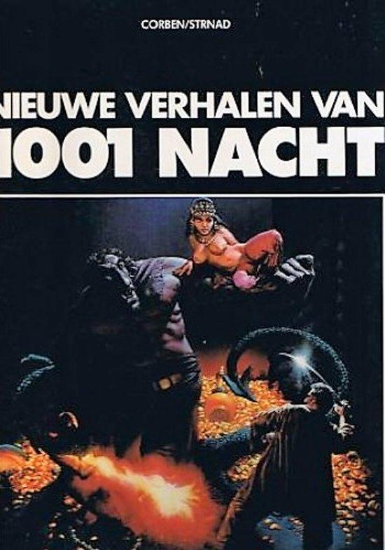 Nieuwe verhalen van 1001 nacht ( hardcover stripboek)