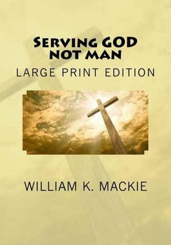 serve man serve god
