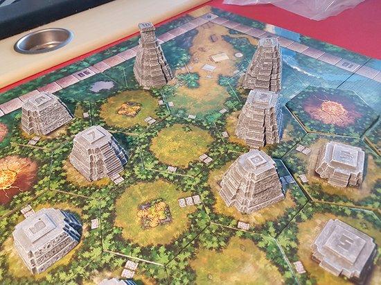 Masker Trilogie - Tikal, Mexica en Cuzco