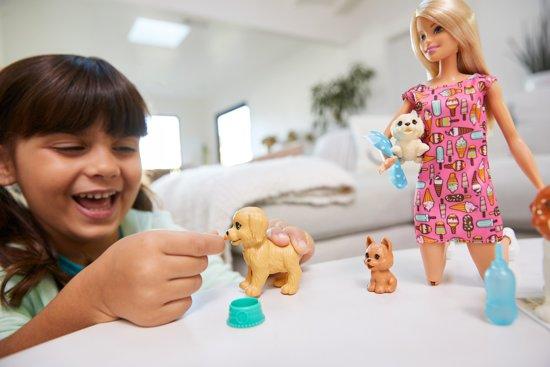 Barbie Honden Dagopvang