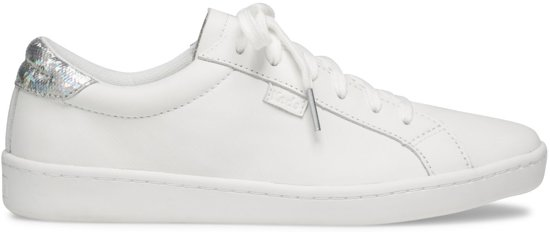 Ace Leather White/silver