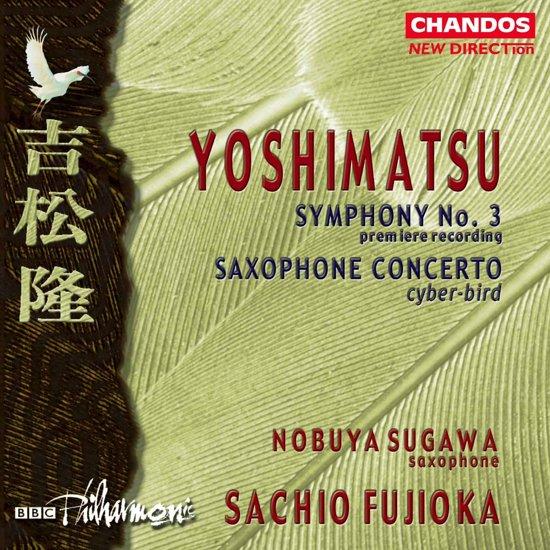 Saxophone Concerto/Sym. 3