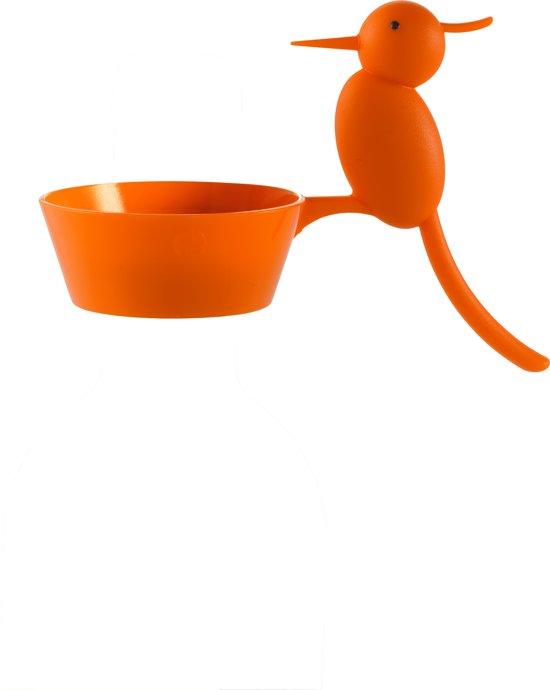 E-my Woody - Wijn Druppelvanger - Oranje