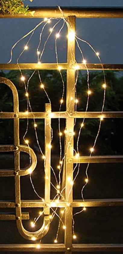 kerstverlichting met 10 strengen 100 led lampjes