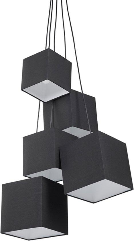 bol beliani mesta hanglamp zwart