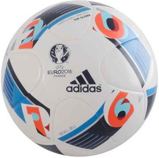 8d1c43432e8 bol.com | Adidas Beau Jeu Top Glider Euro 2016 - Voetbal - Wit