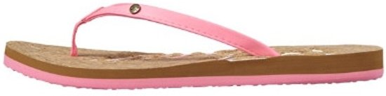 O'Neill Slippers Logo Cork - Shocking Pink - 37