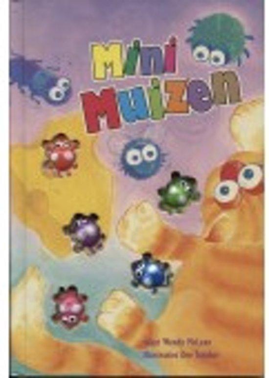 Wendy McLean: Mini Muizen (prentenboek)