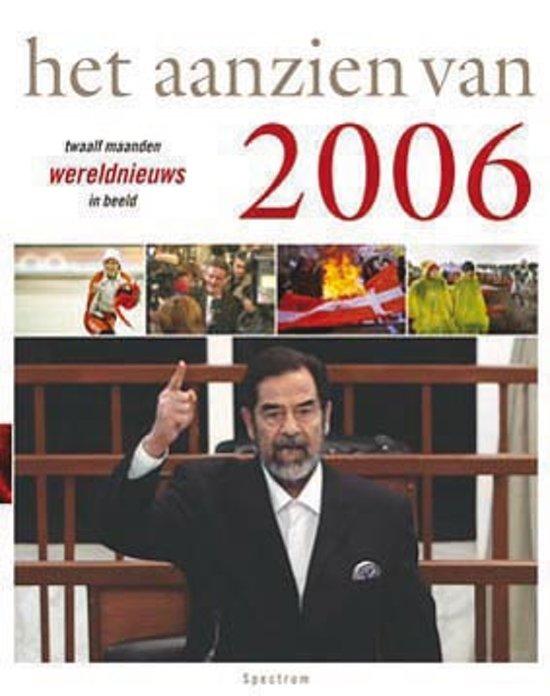 Boek cover Het aanzien van 2006 van Han van Bree (Hardcover)