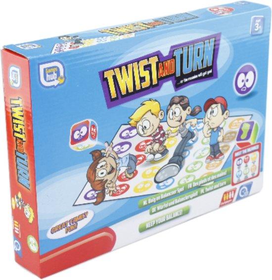 Afbeelding van Twist and turn - Twister - Kinderspel speelgoed