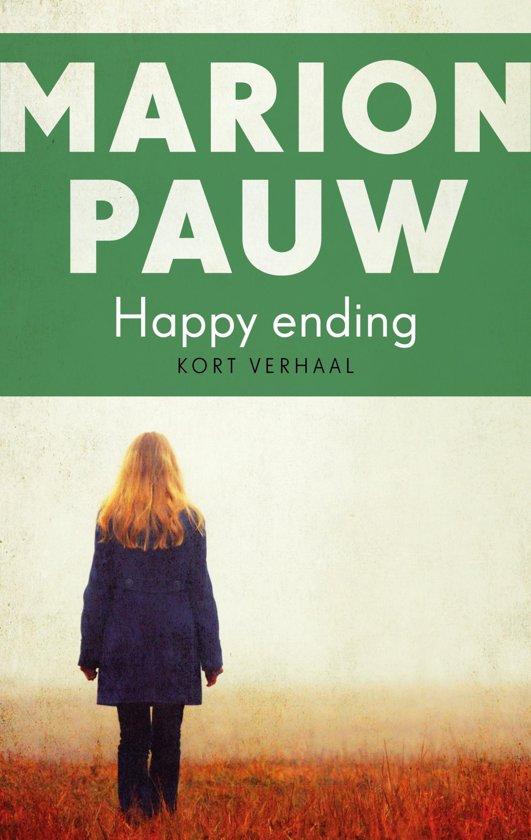 Boek cover Happy ending van Marion Pauw (Onbekend)