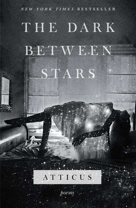 Boek cover The Dark Between Stars van Atticus (Onbekend)