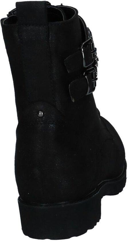 Youh veter Rits Met Boots Zwarte dWCeorBx
